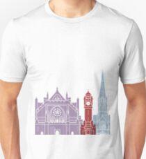 Exeter skyline poster Unisex T-Shirt