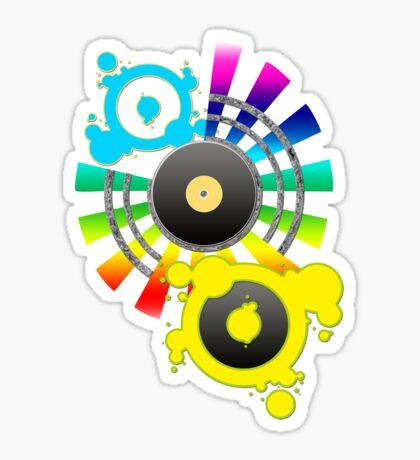 vinylrays Sticker