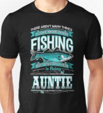 FISHING Auntie T-Shirt