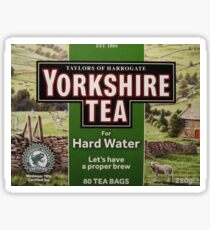 I love Yorkshire Sticker