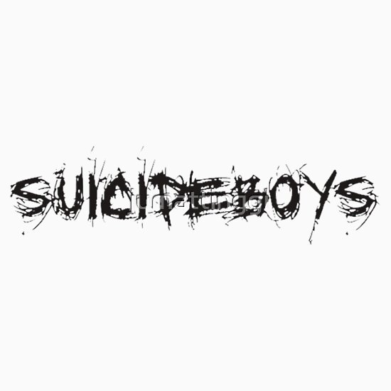 Suicideboys Drawing: T-Shirts