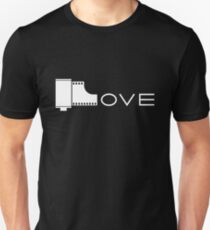 LOVE ANALOG FILM Photographer T-Shirt T-Shirt