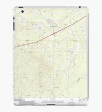 USGS TOPO Map Florida FL Ponce de Leon 20120801 TM iPad Case/Skin