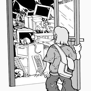 The School Storeroom by malcomb