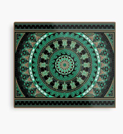 The Turtle (Keya)  Metal Print