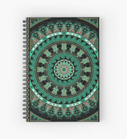 The Turtle (Keya)  Spiral Notebook