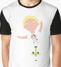 Dreaming About Dabbing Unicorn Dance Dab Rainbow Graphic T-Shirt
