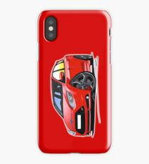 Ford Focus (Mk3) ST Red iPhone Case/Skin