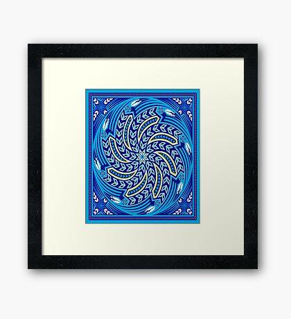 Wind Spirit  Framed Print