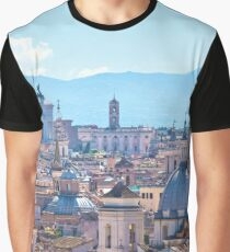 Rome Italy Graphic T-Shirt