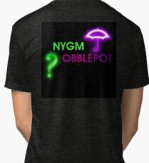 NYGMobblepot ship Tri-blend T-Shirt