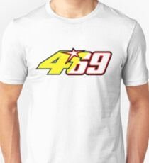 Valentino rossi Tributes to Nicky Hayden Unisex T-Shirt