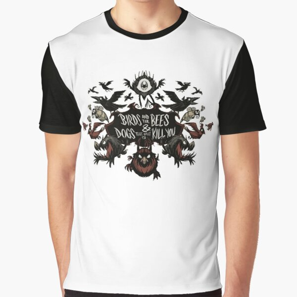 Don't Starve - The Birds and The Bees Graphic T-Shirt