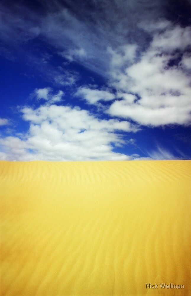 Dune by wellman