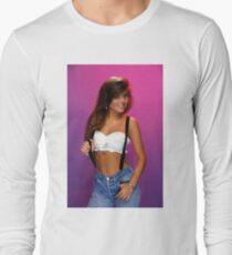 KELLY KAPOWSKI Long Sleeve T-Shirt