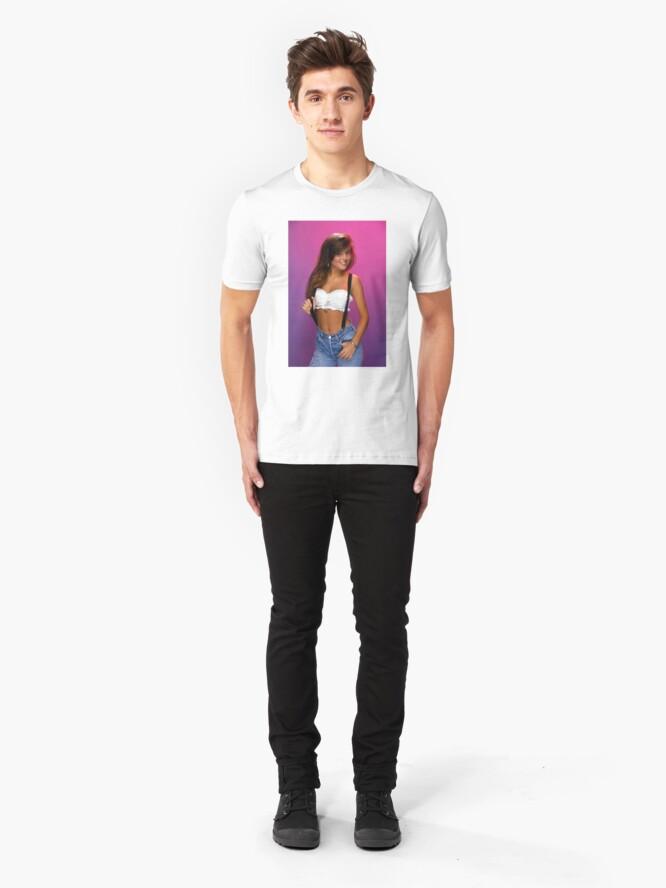 Alternate view of KELLY KAPOWSKI Slim Fit T-Shirt