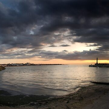 Margate Harbour at Dusk by Knobrot