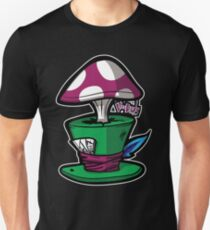 Out Grown Top Hat Unisex T-Shirt