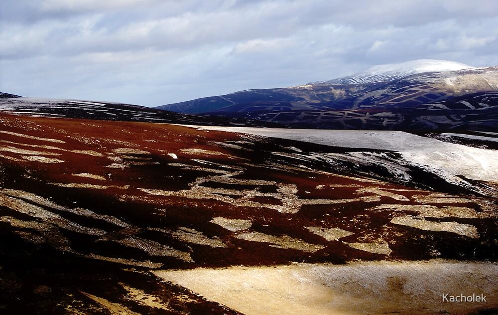 Scotland by Kacholek