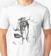 Bleeding Eye Unisex T-Shirt
