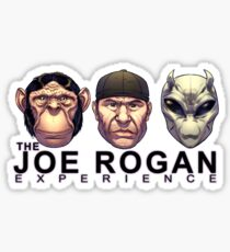 The Joe Rogan Experience Sticker