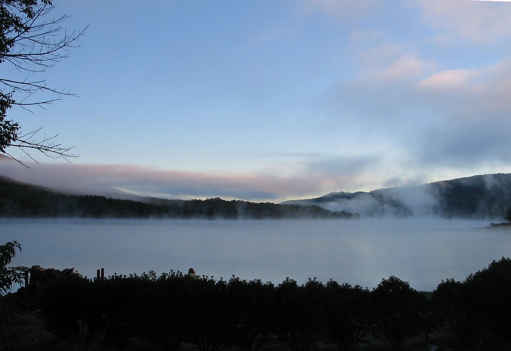 Morning Mist by mommas2cents