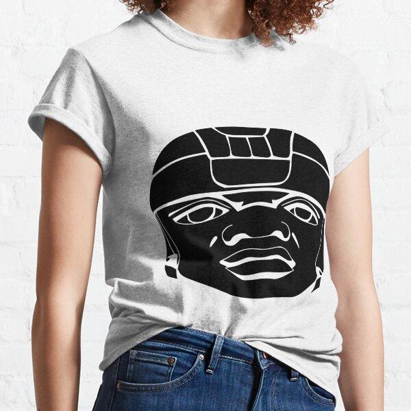 Olmec in black version Classic T-Shirt