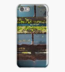 Peatland Abstract 7 iPhone Case/Skin