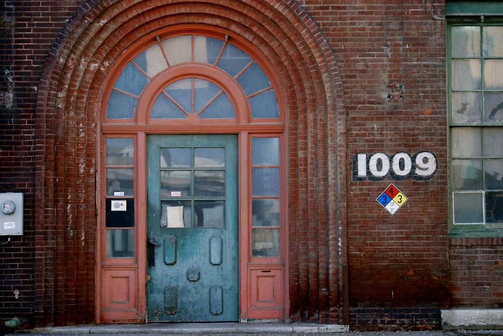 1009 Door by Robert Baker