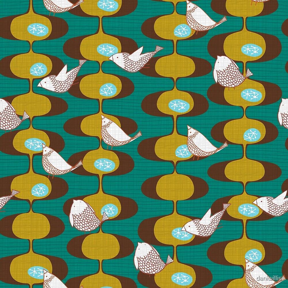 Bird in nest by aDanidesign