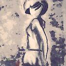 Beach girl by RosieB