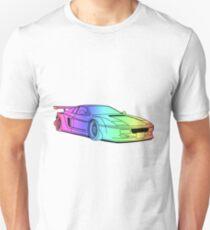 Cool car colourful T-Shirt