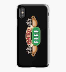 Friends - Central Perk White Outline Variant iPhone Case/Skin