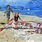Kite Chasers by Claire McCall