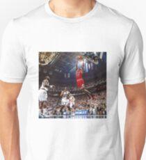Michael Jordan Slam Dunk 1988 Unisex T-Shirt
