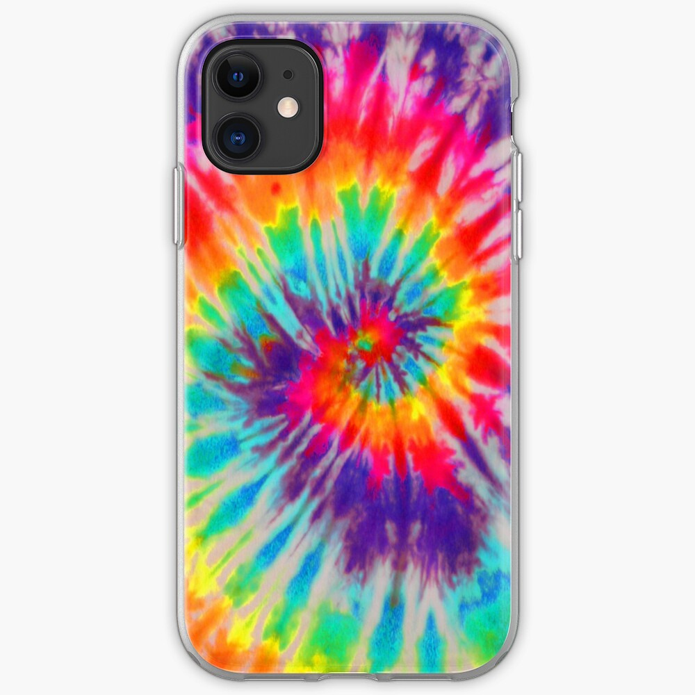 Tie Dye 2 iPhone Case & Cover