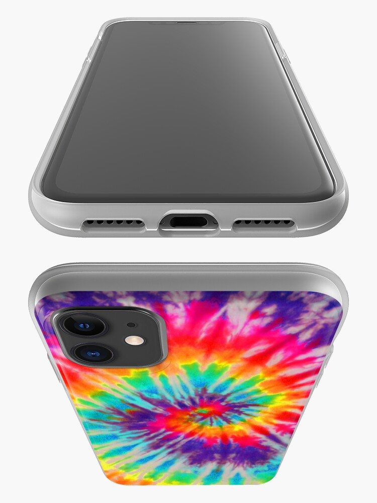Alternate view of Tie Dye 2 iPhone Case & Cover
