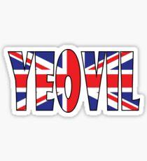 Yeovil Sticker