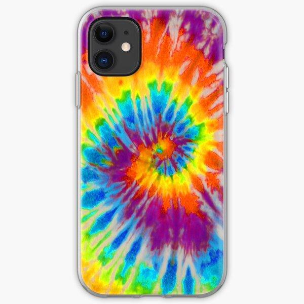Tie Dye 3 iPhone Soft Case