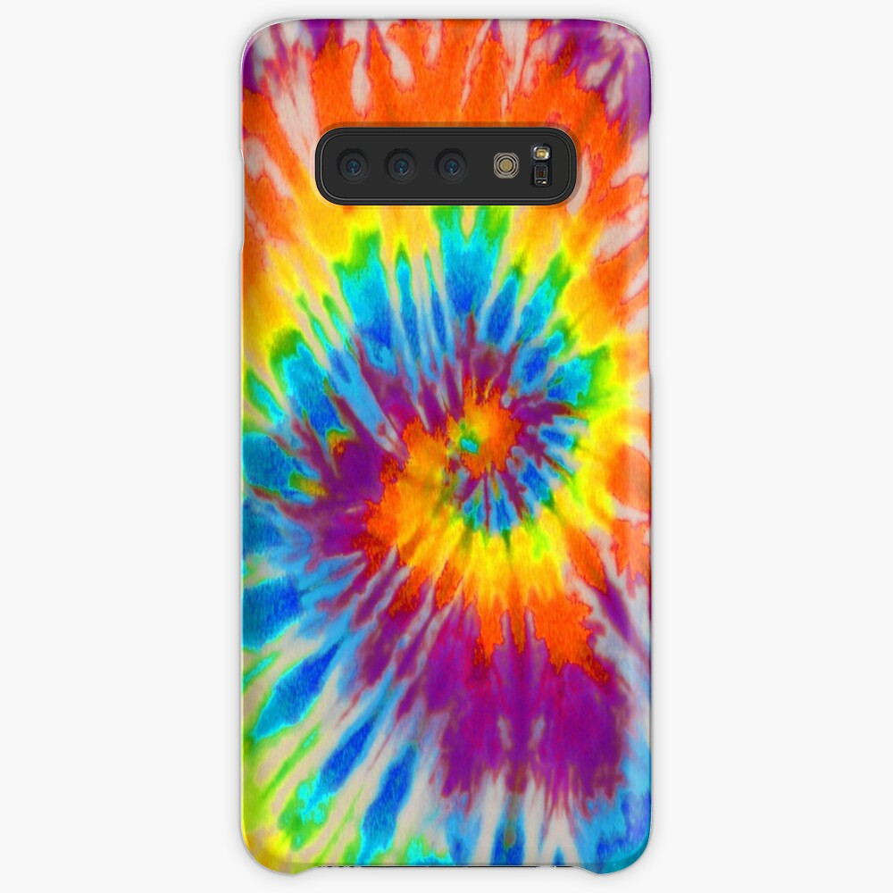 Tie Dye 3 Case & Skin for Samsung Galaxy