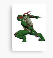 Raph - IDW inspired Canvas Print