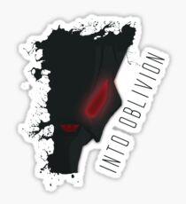 Nocturne - Into Oblivion Sticker