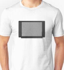 flatscreen static #4 white noise add noise monochrome Unisex T-Shirt