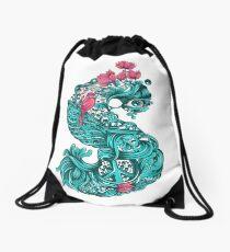 S Vector Drawstring Bag