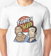Fighter and the kid Unisex T-Shirt