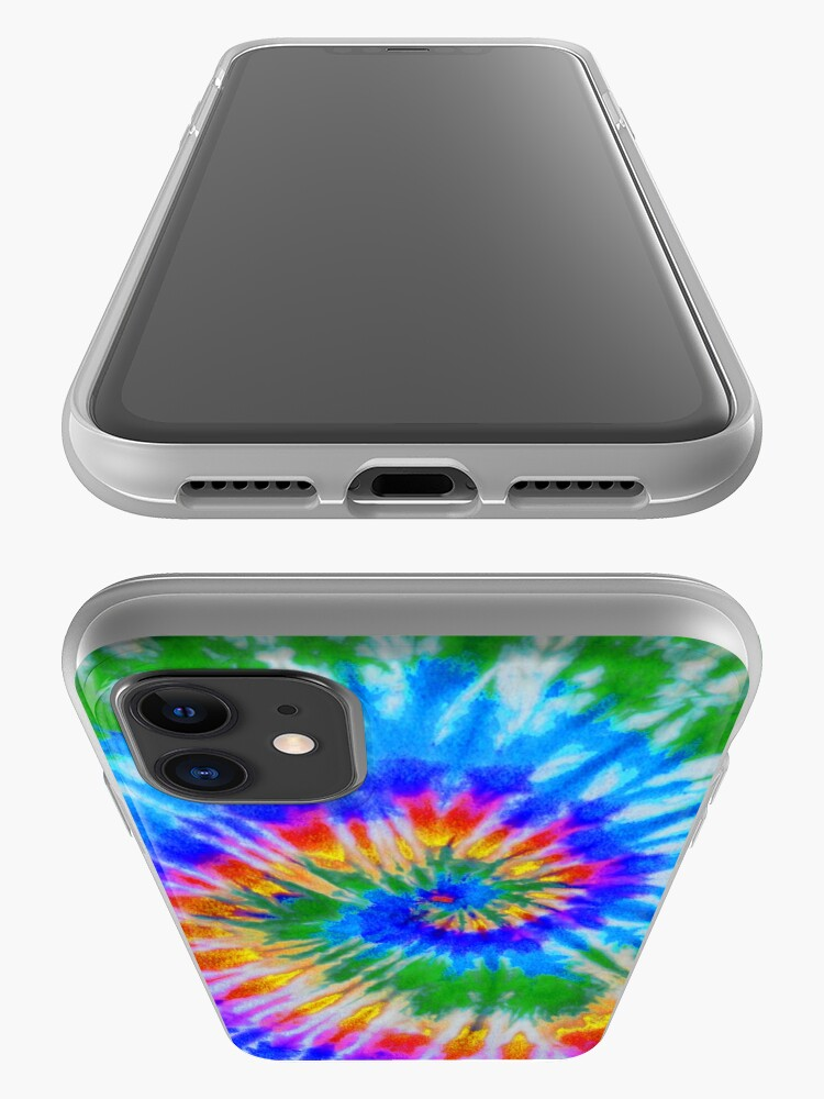 Alternate view of Tie Dye 4 iPhone Case & Cover