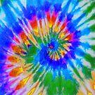 Tie Dye 4 by Susan Sowers