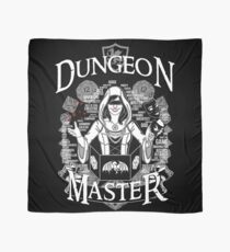 Dungeon Master (Female) - White Scarf