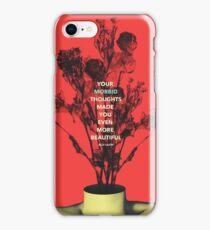 Morbid iPhone Case/Skin