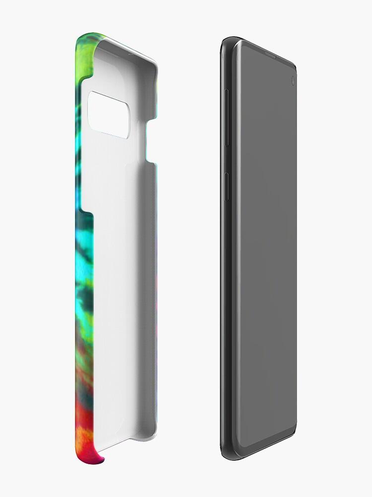Alternate view of Tie Dye 5 Case & Skin for Samsung Galaxy